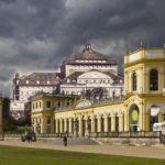 Kassel Orangerie mit altem Staatstheater